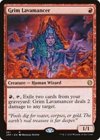 Grim Lavamancer, Magic: The Gathering, Jumpstart