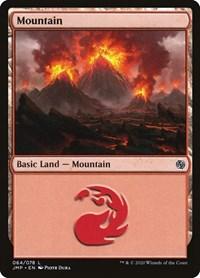 Mountain (64), Magic: The Gathering, Jumpstart