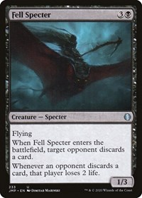 Fell Specter, Magic: The Gathering, Jumpstart