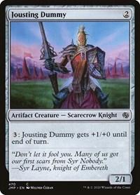 Jousting Dummy, Magic: The Gathering, Jumpstart