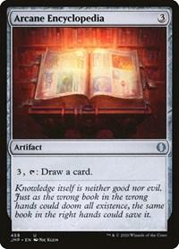 Arcane Encyclopedia, Magic, Jumpstart