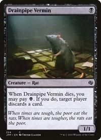 Drainpipe Vermin, Magic, Jumpstart