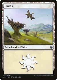 Plains (44), Magic: The Gathering, Jumpstart