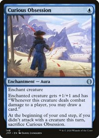 Curious Obsession, Magic: The Gathering, Jumpstart