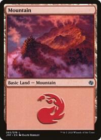 Mountain (65), Magic: The Gathering, Jumpstart