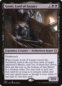 Gonti, Lord of Luxury, Magic, Jumpstart