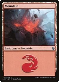 Mountain (67), Magic: The Gathering, Jumpstart