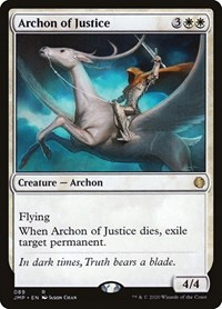 Archon of Justice, Magic, Jumpstart