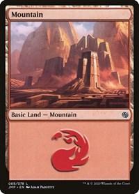 Mountain (69), Magic: The Gathering, Jumpstart