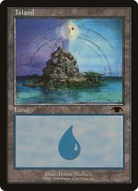 Island - Guru, Magic, Guru Lands
