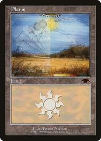 Plains - Guru, Magic: The Gathering, Guru Lands