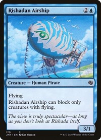 Rishadan Airship, Magic, Jumpstart