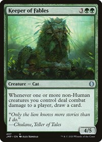 Keeper of Fables, Magic: The Gathering, Jumpstart