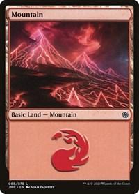 Mountain (68), Magic: The Gathering, Jumpstart
