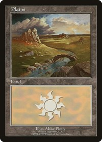 Plains - Scottish Highlands, Magic: The Gathering, European Lands