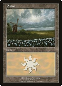 Plains - Lowlands, Netherlands, Magic: The Gathering, European Lands