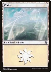 Plains (39), Magic: The Gathering, Jumpstart