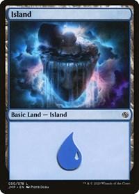 Island (50), Magic: The Gathering, Jumpstart