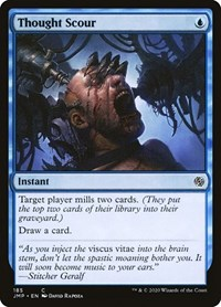 Thought Scour, Magic: The Gathering, Jumpstart