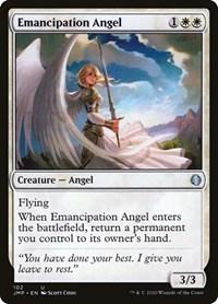 Emancipation Angel, Magic, Jumpstart
