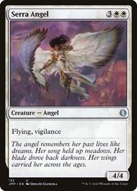 Serra Angel, Magic: The Gathering, Jumpstart
