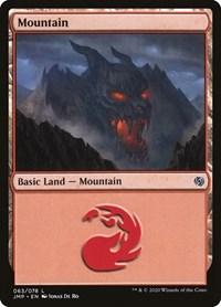 Mountain (63), Magic: The Gathering, Jumpstart