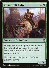 Armorcraft Judge, Magic, Jumpstart