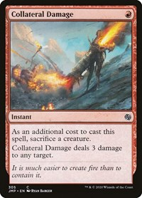 Collateral Damage, Magic, Jumpstart