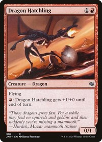 Dragon Hatchling, Magic, Jumpstart