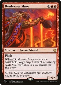 Dualcaster Mage, Magic: The Gathering, Jumpstart