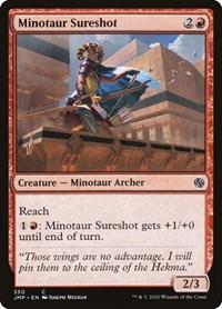 Minotaur Sureshot, Magic, Jumpstart
