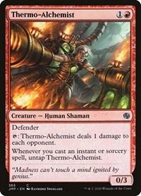 Thermo-Alchemist, Magic: The Gathering, Jumpstart
