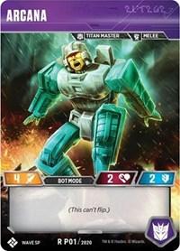 Arcana, Transformers TCG, Transformers Promos