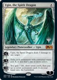 Ugin, the Spirit Dragon (Foil)