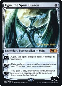 Ugin, the Spirit Dragon (Foil)