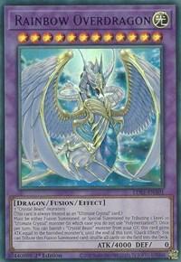 Rainbow Overdragon (Purple), YuGiOh, Legendary Duelists: Season 1