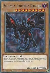 Red-Eyes Darkness Dragon, YuGiOh, Legendary Duelists: Season 1