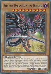 Red-Eyes Darkness Metal Dragon, YuGiOh, Legendary Duelists: Season 1