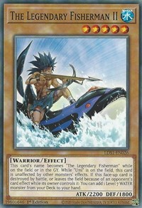 The Legendary Fisherman II, YuGiOh, Legendary Duelists: Season 1