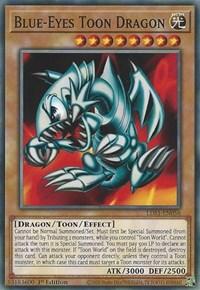Blue-Eyes Toon Dragon, YuGiOh, Legendary Duelists: Season 1
