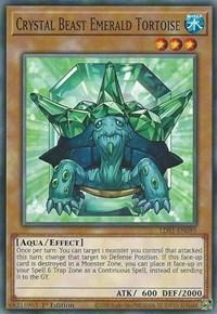 LDS1-EN094 Crystal Beast Amber Mammoth1st Edition Common CardYuGiOh TCG