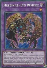 Millennium-Eyes Restrict, YuGiOh, Legendary Duelists: Season 1