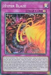 Hyper Blaze, YuGiOh, Structure Deck: Sacred Beasts