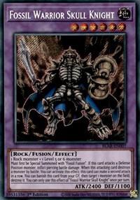 Fossil Warrior Skull King Secret Rare 1st BLAR-EN006 NM Yugioh