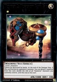 Number 2: Numeron Gate Dve, YuGiOh, Battles of Legend: Armageddon