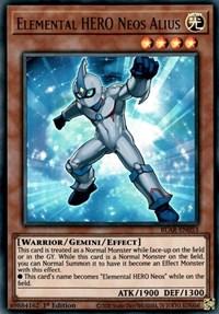 Elemental HERO Neos Alius, YuGiOh, Battles of Legend: Armageddon
