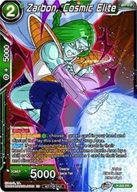 Zarbon, Cosmic Elite, Dragon Ball Super CCG, Promotion Cards