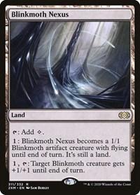Blinkmoth Nexus, Magic: The Gathering, Double Masters