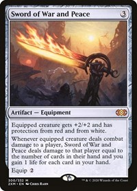 Sword of War and Peace, Magic, Double Masters