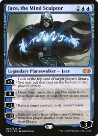 Jace, the Mind Sculptor, Magic, Double Masters
